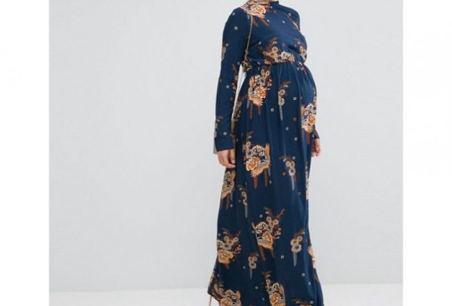 30688 1 650x440 - Maternity long dress