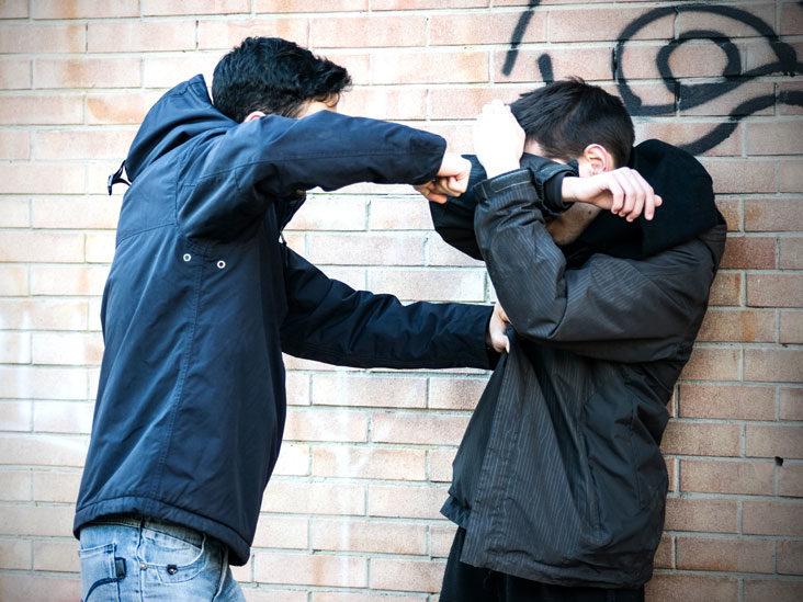 violent behavior - Video Games Effect Towards Children