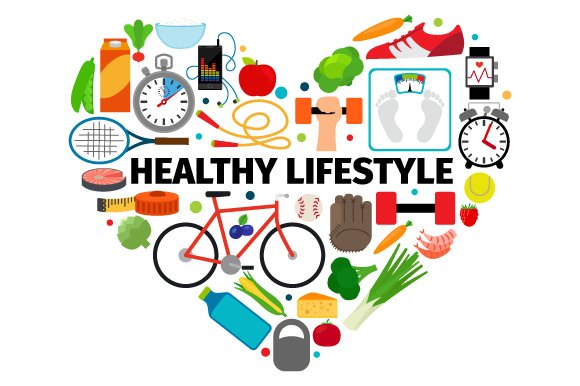 A healthy lifestyle determines your future