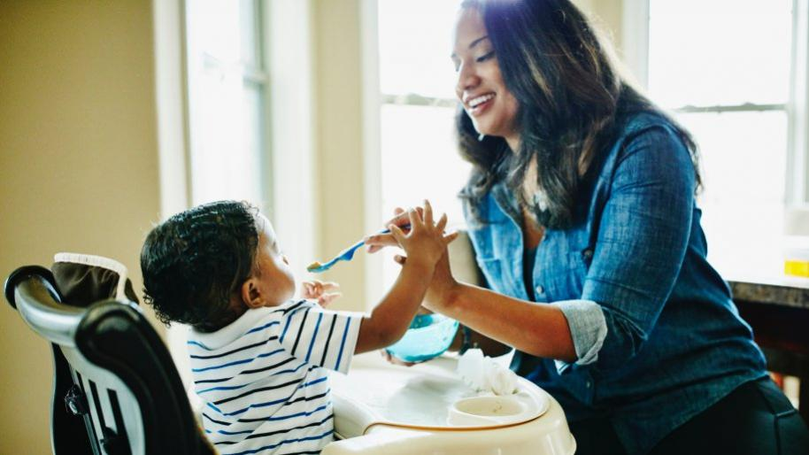 The best feeding practices for your baby.